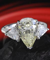 プラチナダイヤモンドリング
